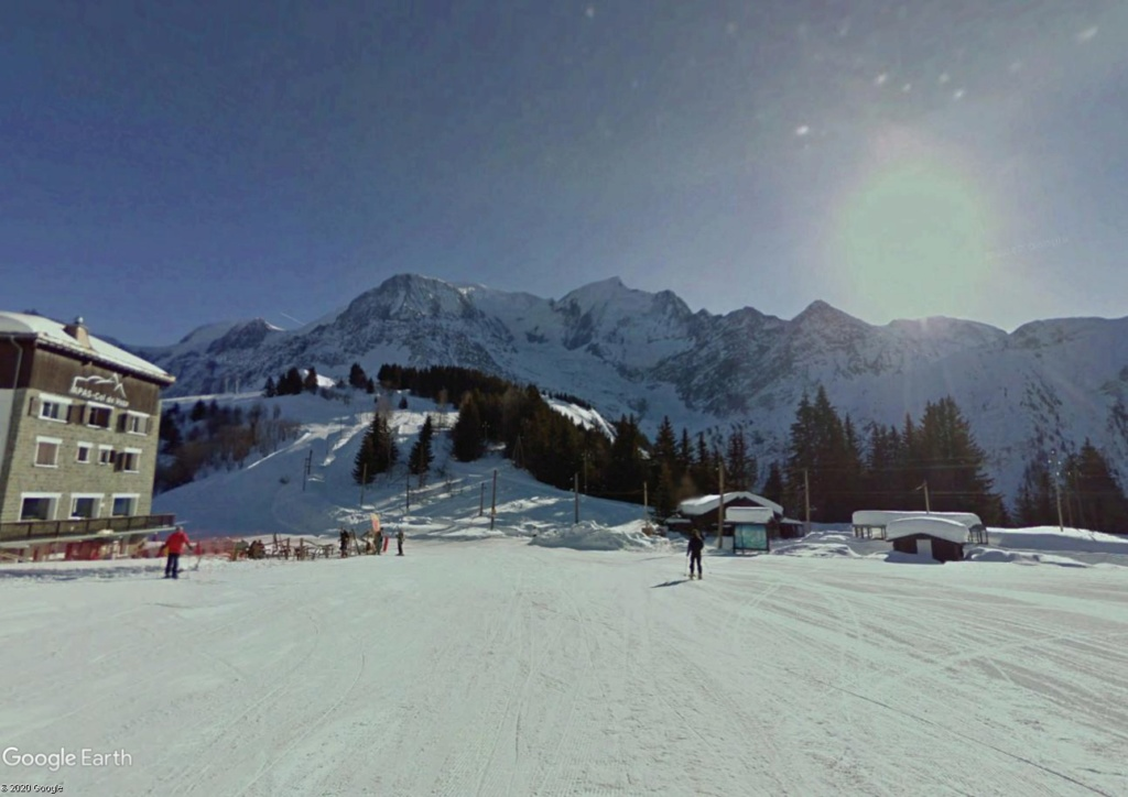 Le Tramway du Mont-Blanc : à l'assaut de la haute montagne Col_de12