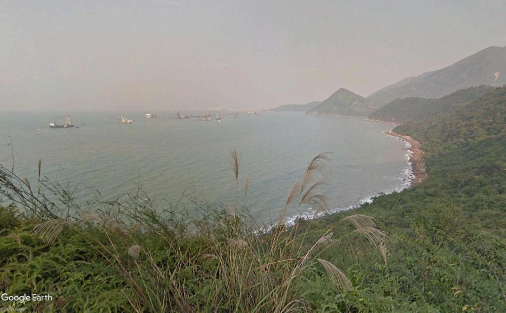 Le pont Macao >>>  Hong-kong, en construction Constr16