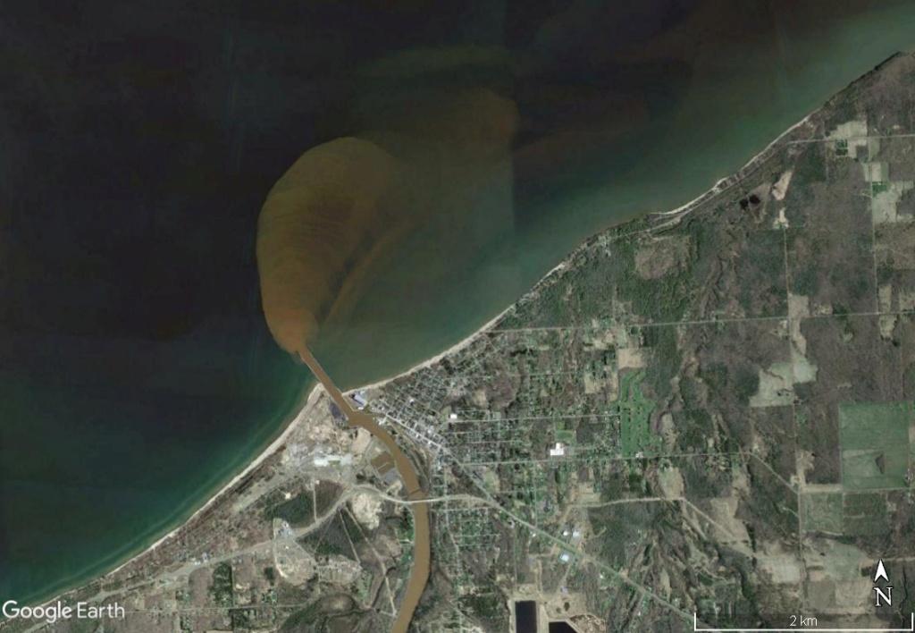 La rivière Ontonagon et le Pays du cuivre (Michigan)  Cuivre11