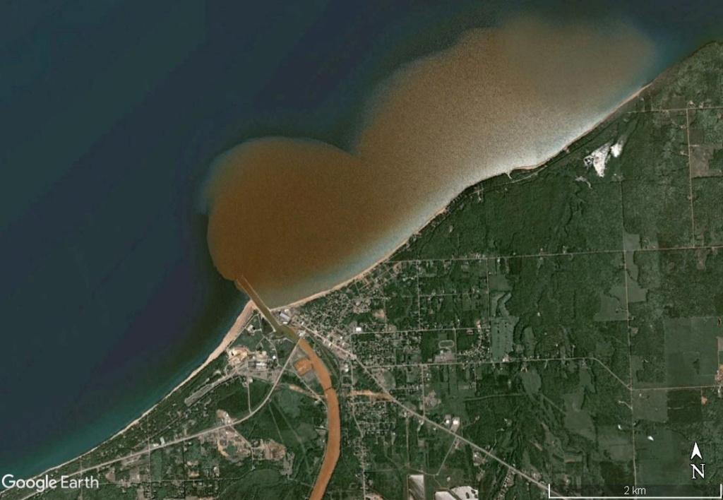 La rivière Ontonagon et le Pays du cuivre (Michigan)  Cuivre13