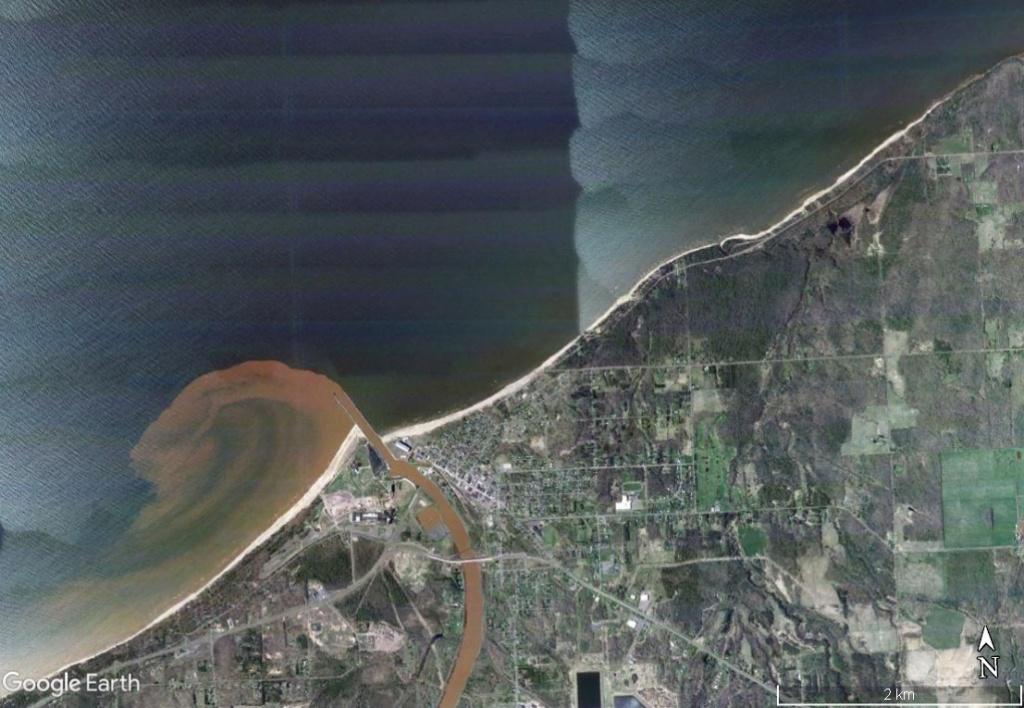 La rivière Ontonagon et le Pays du cuivre (Michigan)  Cuivre14