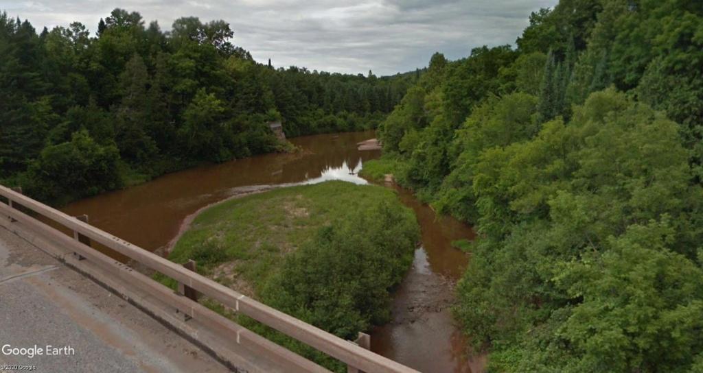 La rivière Ontonagon et le Pays du cuivre (Michigan)  Cuivre15