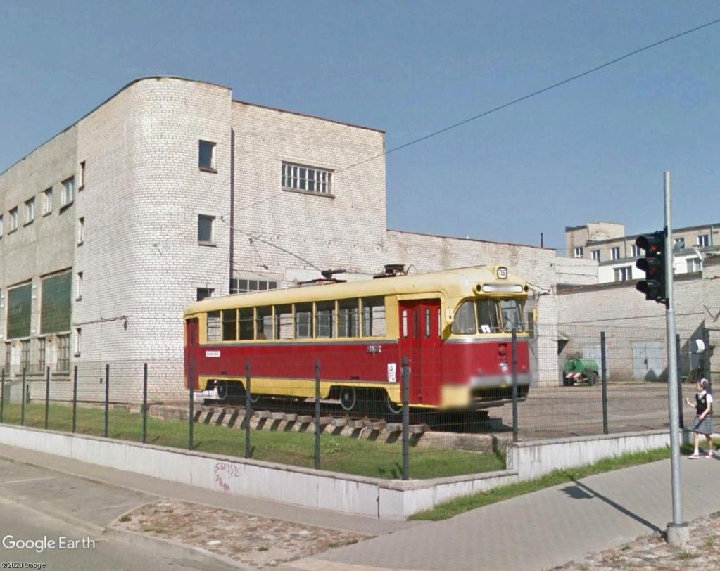 STREET VIEW : les tramways en action - Page 5 Dauga10