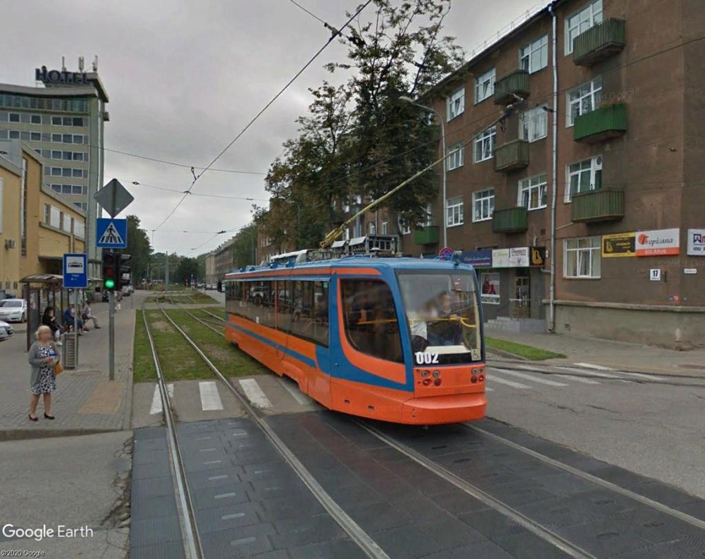 STREET VIEW : les tramways en action - Page 5 Dauga310