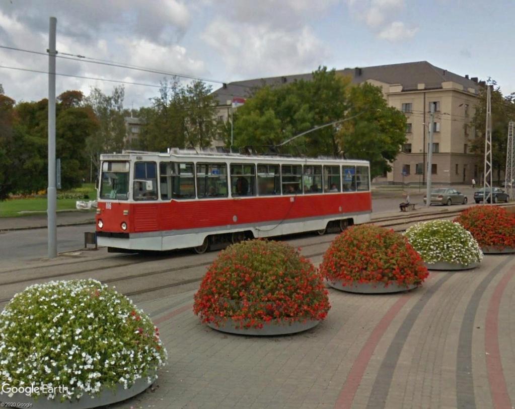 STREET VIEW : les tramways en action - Page 5 Dauga410