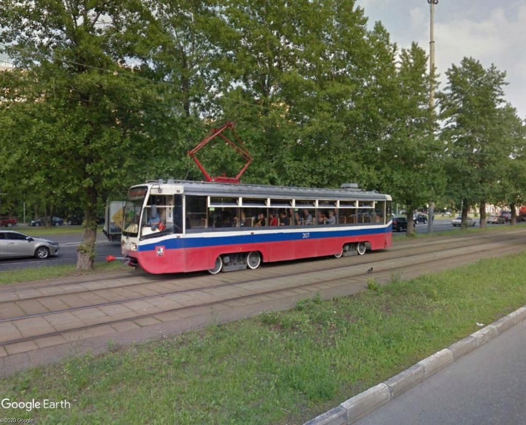 STREET VIEW : les tramways en action - Page 5 Dfsdc110