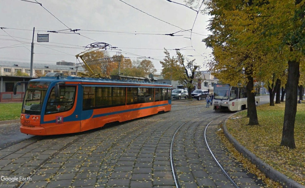 STREET VIEW : les tramways en action - Page 5 Dfsdc112