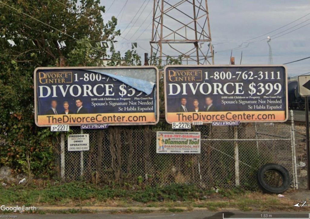STREET VIEW : Voyage au bout de l'Amérique - Page 32 Divorc10