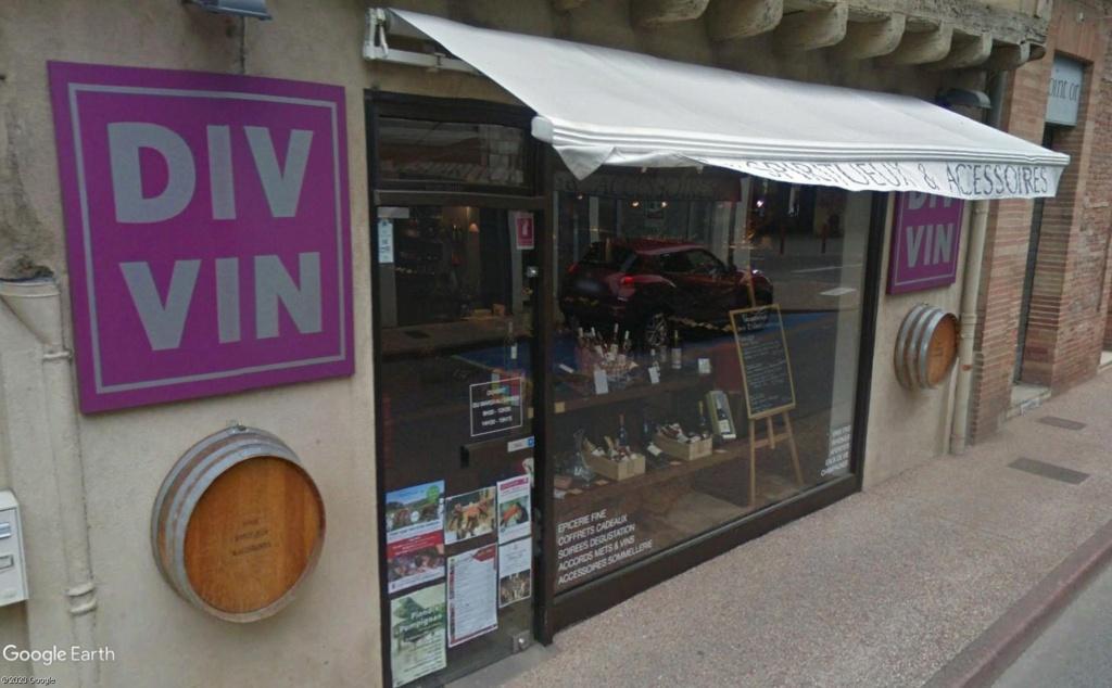 STREET VIEW : les façades de magasins (France) - Page 17 Divvin11