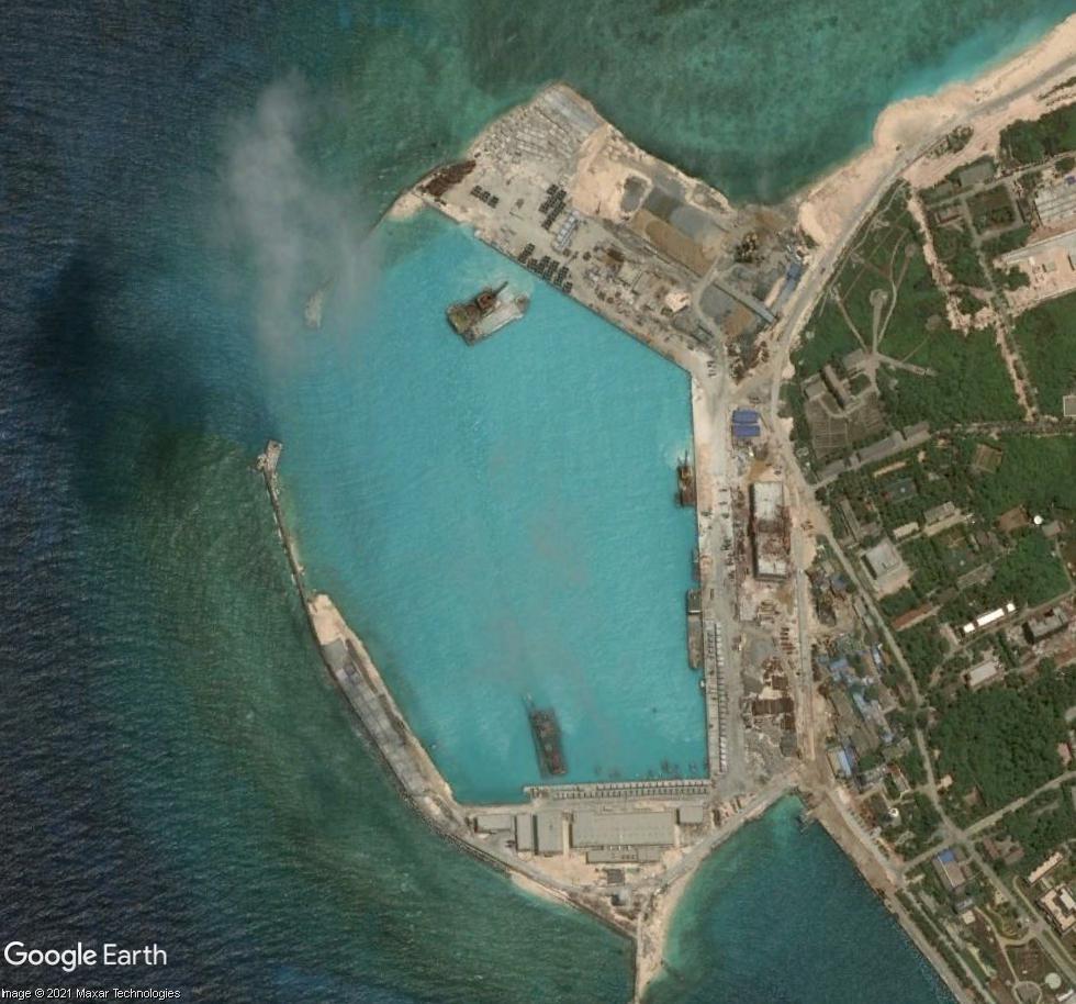 MER DE CHINE MERIDIONALE : la mainmise de la Chine... et le redécoupage des eaux territoriales Drfrfb10