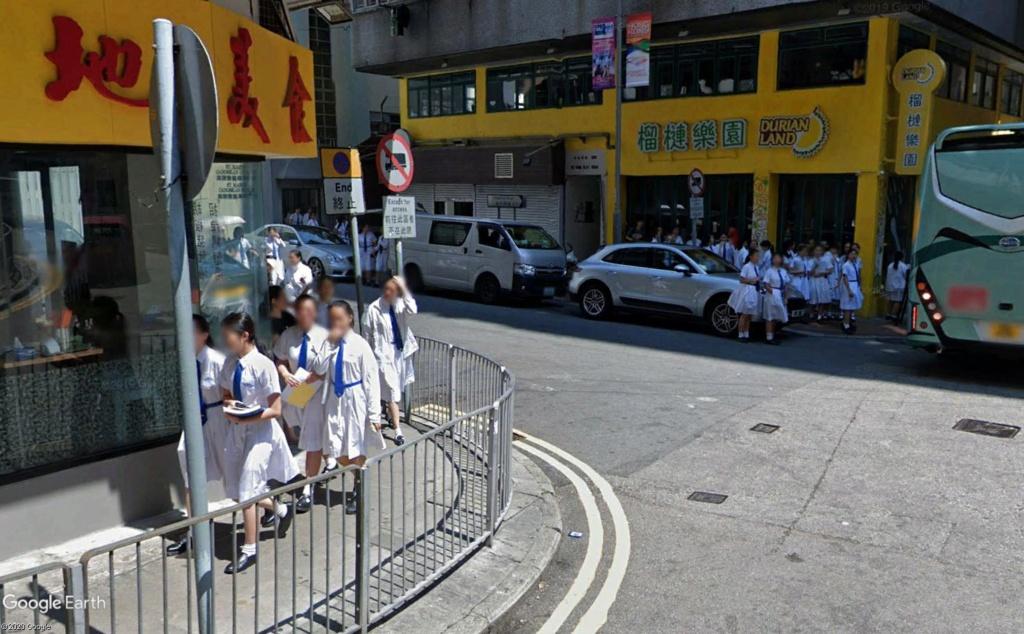 """Hong Kong à l'heure de la """"normalisation"""" : un voyage en images Ecoliz10"""