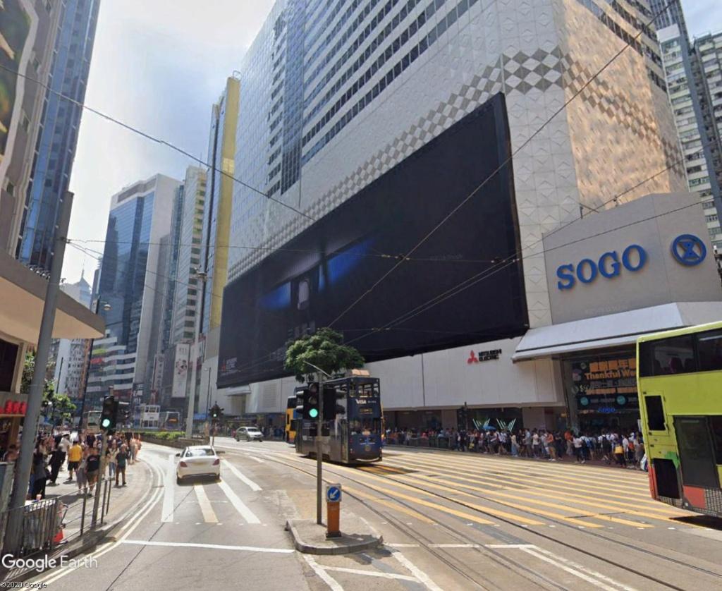 Le plus grand écran led d'Asie Ecran10