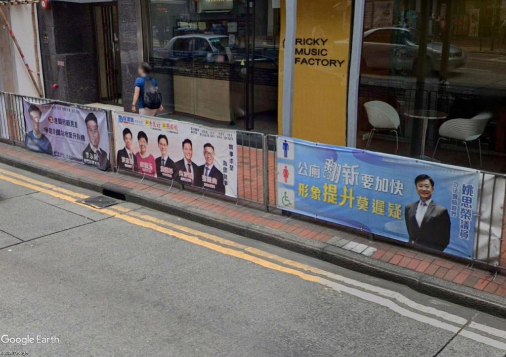 """Hong Kong à l'heure de la """"normalisation"""" : un voyage en images - Page 6 Elec110"""