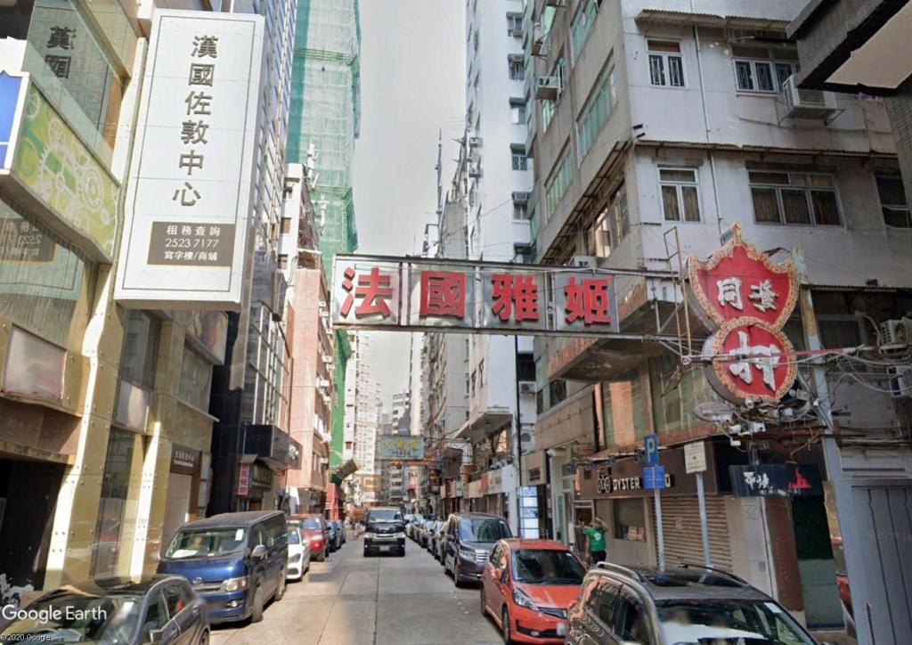 """Hong Kong à l'heure de la """"normalisation"""" : un voyage en images - Page 3 Enseig10"""