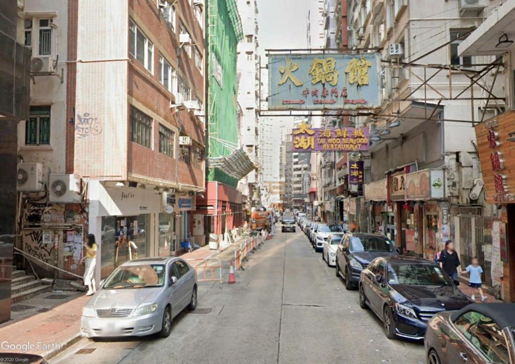"""Hong Kong à l'heure de la """"normalisation"""" : un voyage en images - Page 3 Enseig11"""