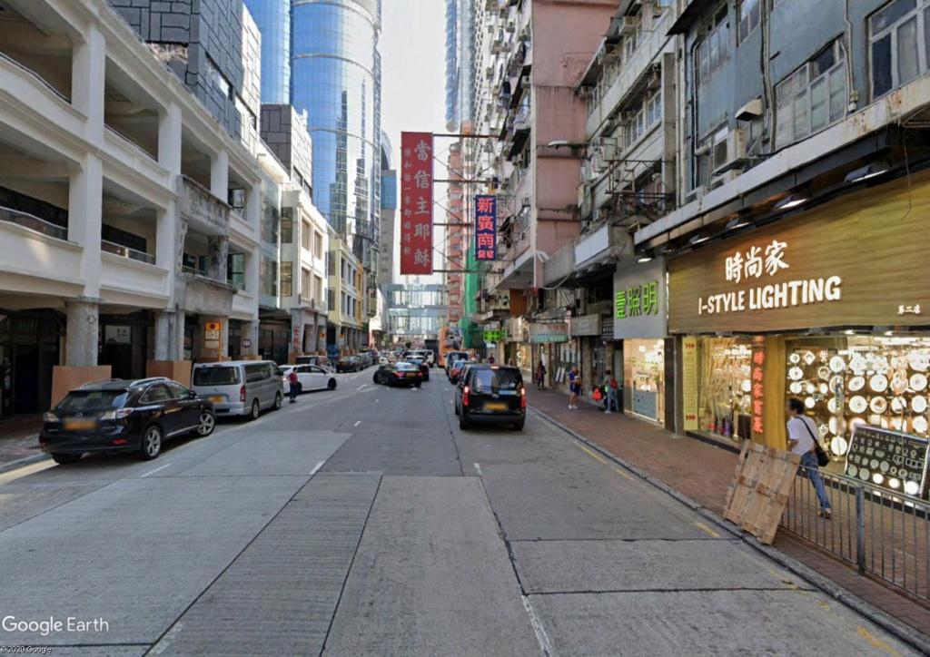 """Hong Kong à l'heure de la """"normalisation"""" : un voyage en images - Page 3 Enseig14"""