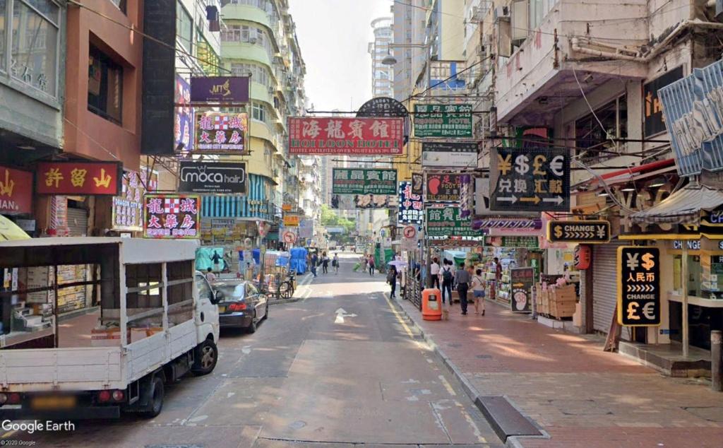 """Hong Kong à l'heure de la """"normalisation"""" : un voyage en images - Page 3 Enseig19"""