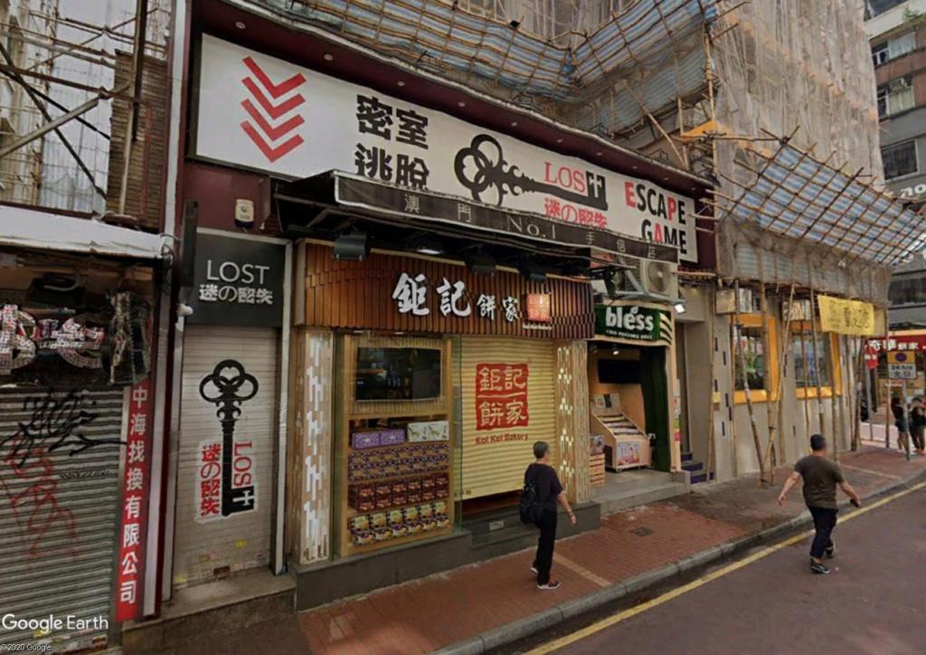 """Hong Kong à l'heure de la """"normalisation"""" : un voyage en images - Page 2 Escape10"""