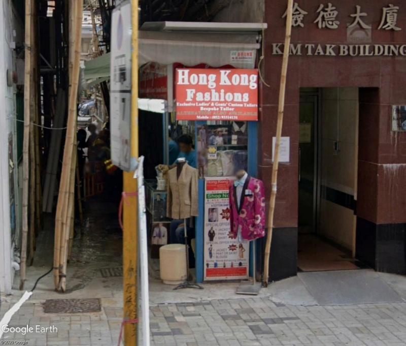 """Hong Kong à l'heure de la """"normalisation"""" : un voyage en images Fashio10"""