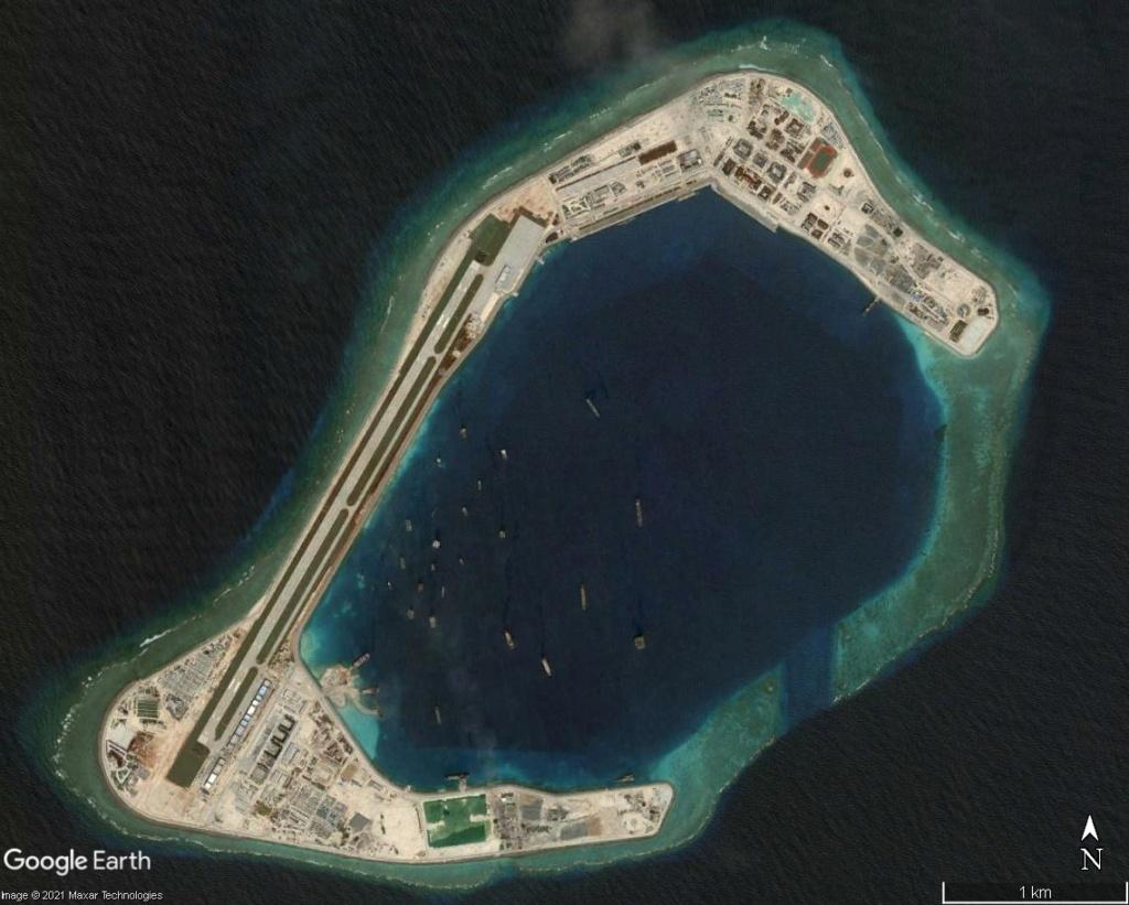MER DE CHINE MERIDIONALE : la mainmise de la Chine... et le redécoupage des eaux territoriales Fin_2010