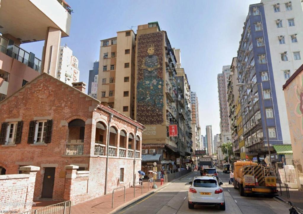 """Hong Kong à l'heure de la """"normalisation"""" : un voyage en images - Page 2 Fresqu11"""