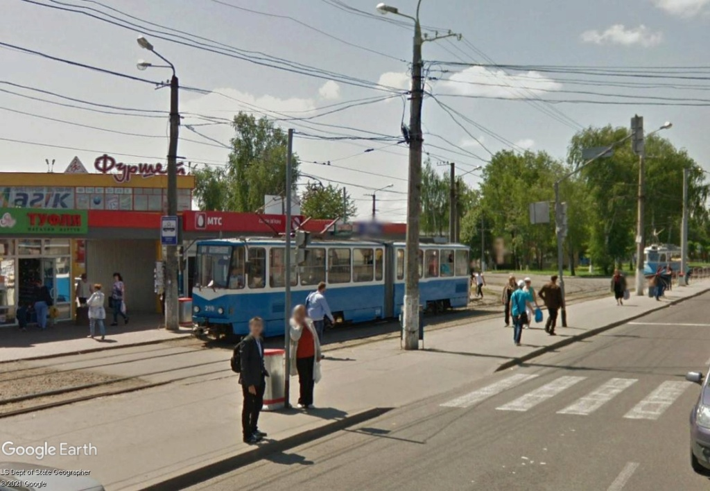 STREET VIEW : les tramways en action - Page 6 Gg11