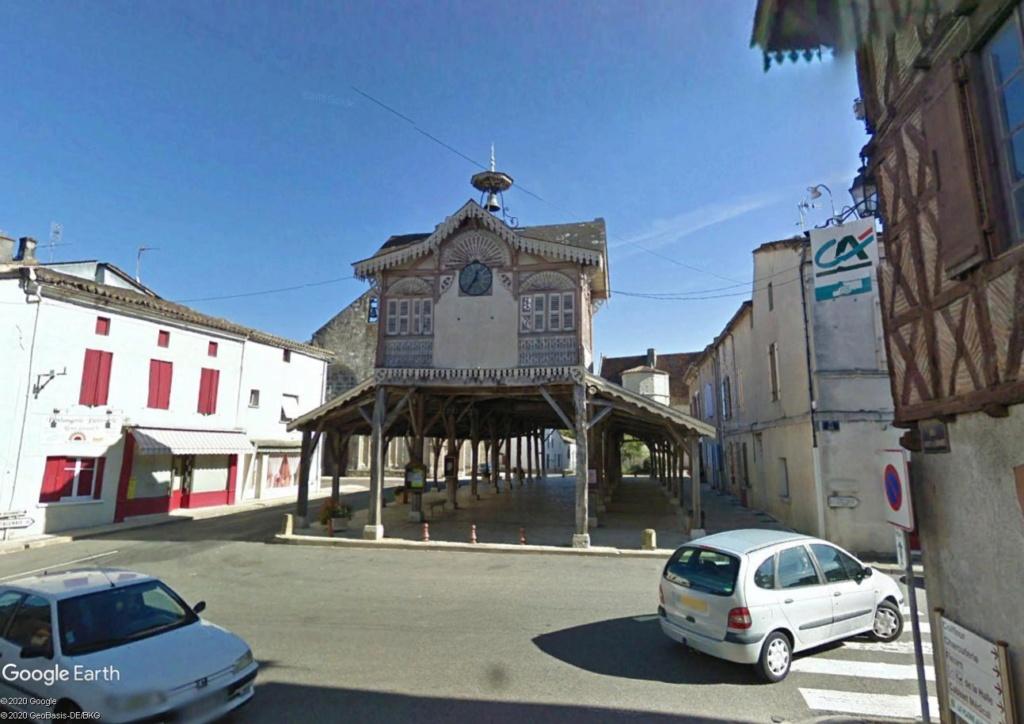 STREET VIEW : halles et marchés couverts - Page 4 Gontau12