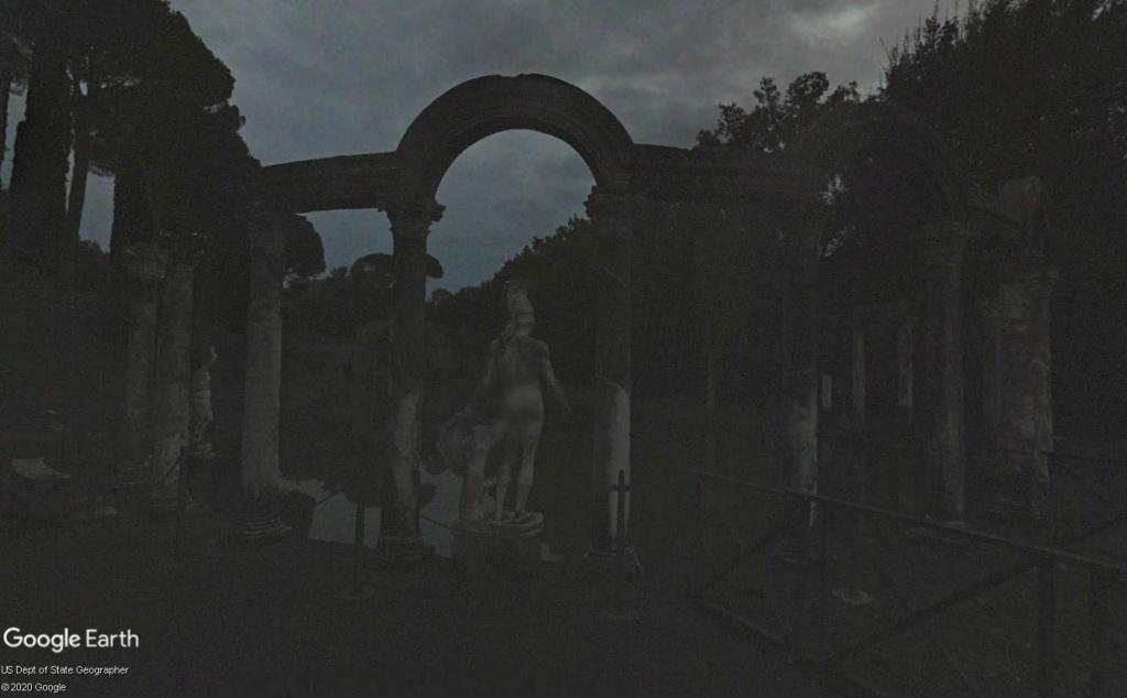 C'est beau Street View la nuit Hadrie10