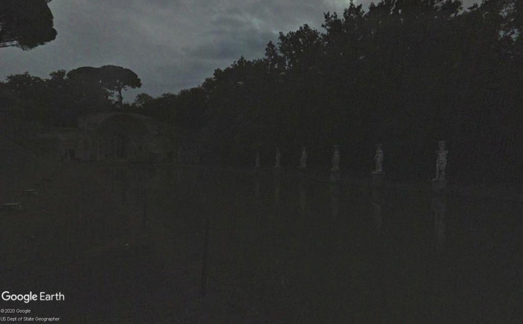 C'est beau Street View la nuit Hadrie11