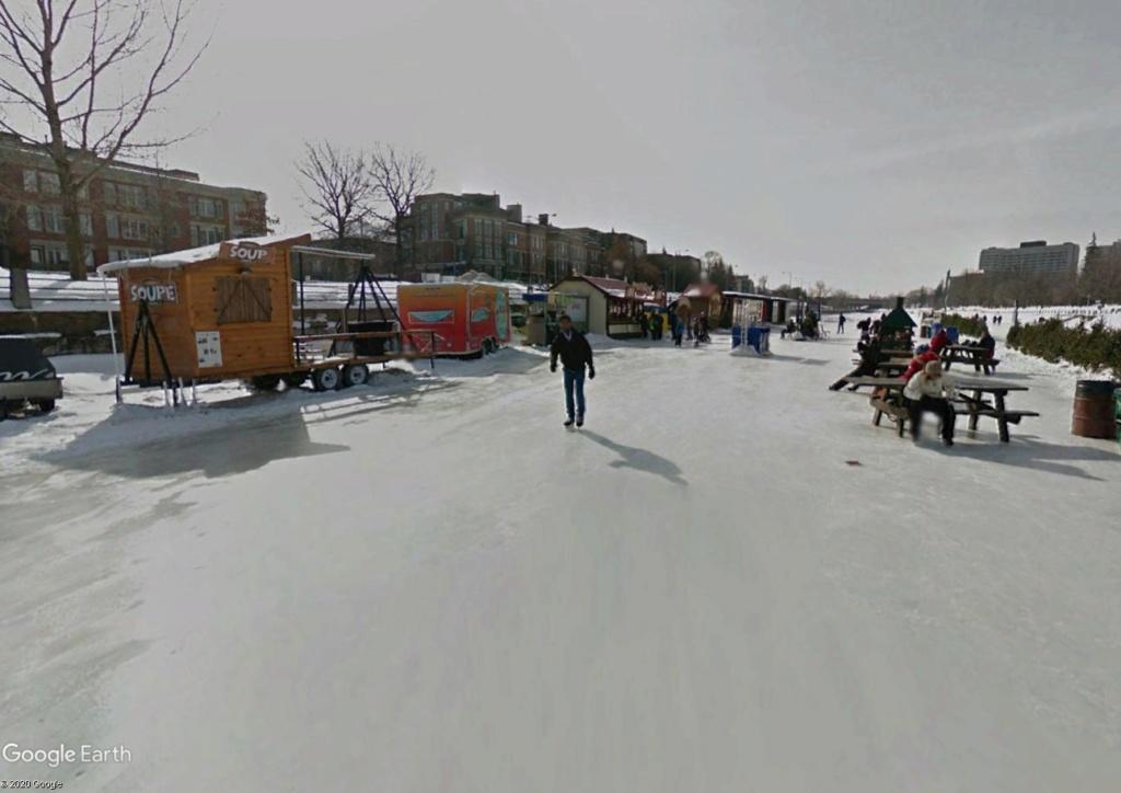 La plus grande patinoire du monde Halte110