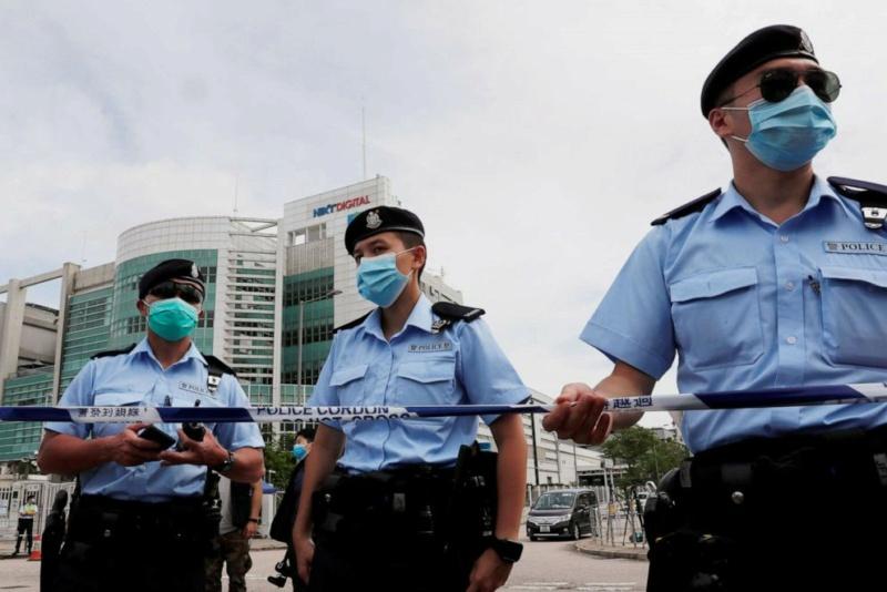 """Hong Kong à l'heure de la """"normalisation"""" : un voyage en images Hongko10"""