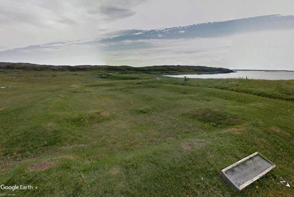 Empreintes scandinaves en Amérique du Nord Huttes10