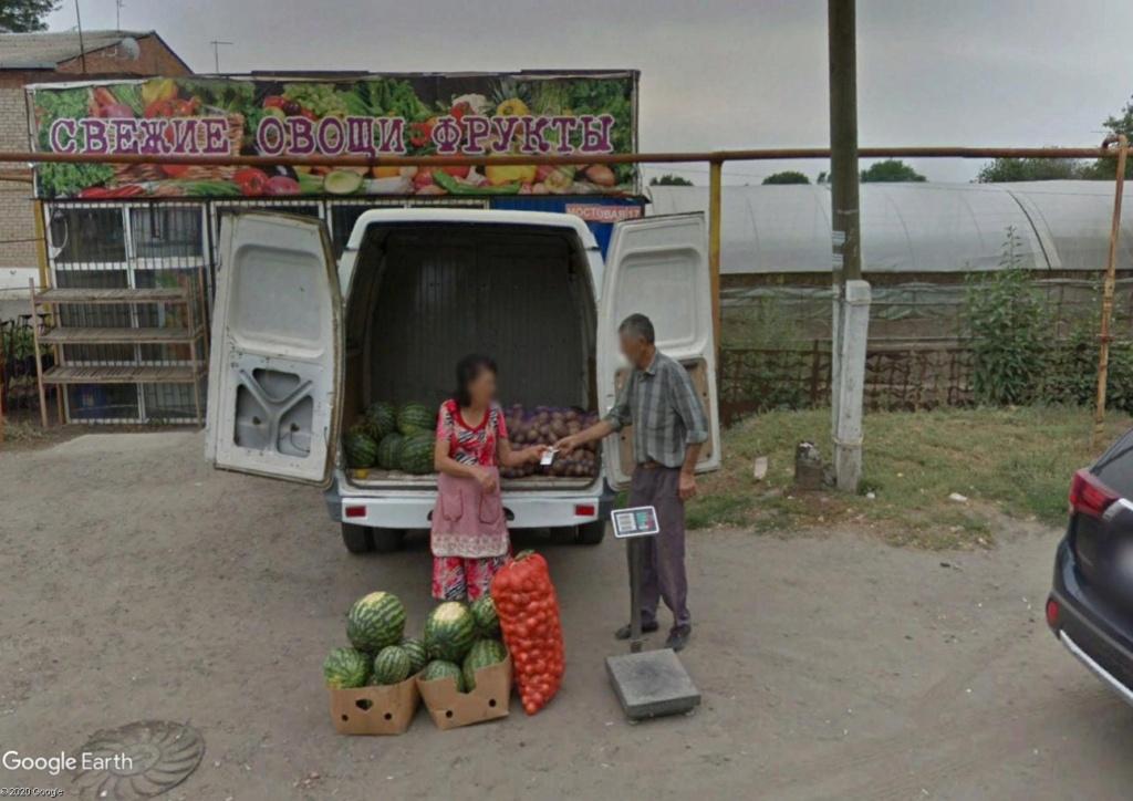 Krivianskaïa, bourg rural du sud de la Russie Krivia13