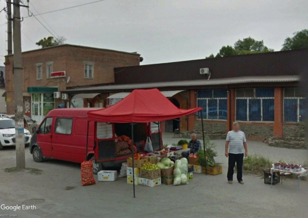 Krivianskaïa, bourg rural du sud de la Russie Krivia14
