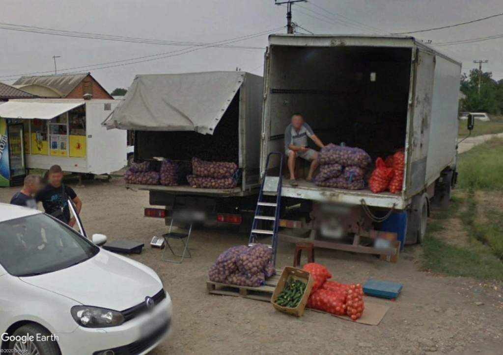 Krivianskaïa, bourg rural du sud de la Russie Krivia17