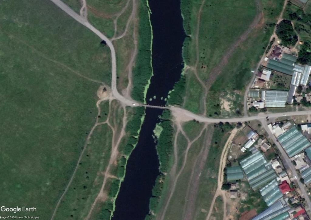 Krivianskaïa, bourg rural du sud de la Russie Krrr210