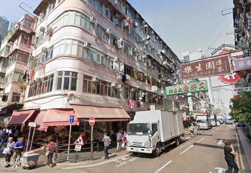 """Hong Kong à l'heure de la """"normalisation"""" : un voyage en images - Page 2 Look10"""