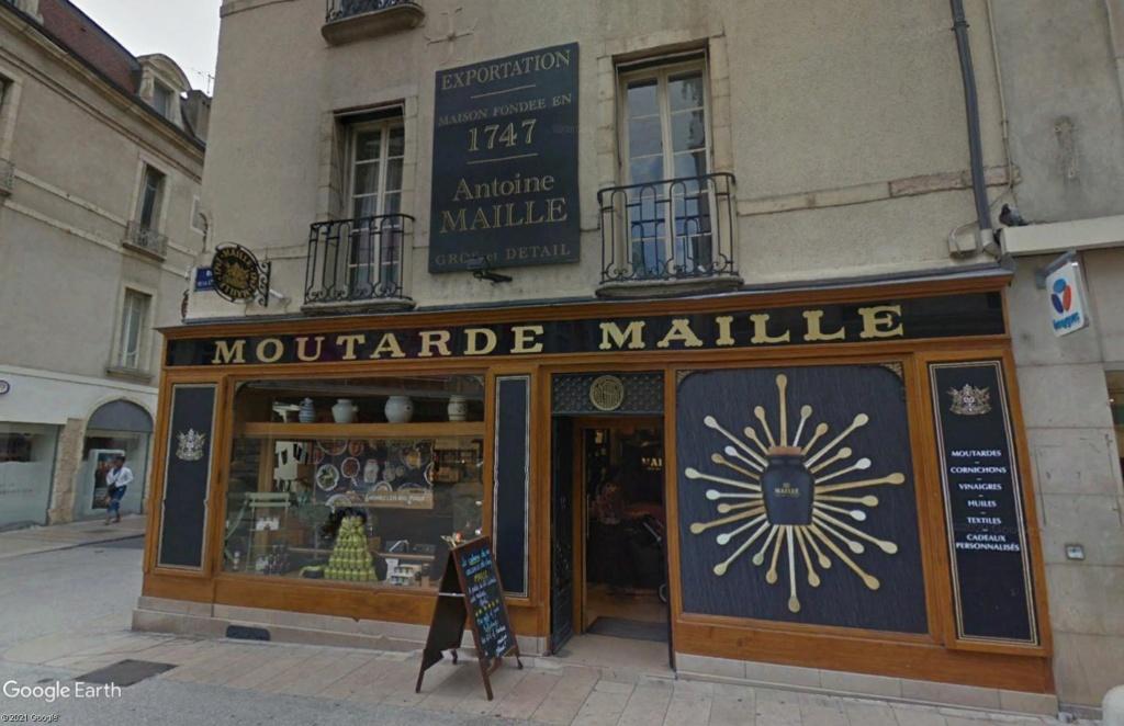 Les commerces et entreprises millésimés Maille10