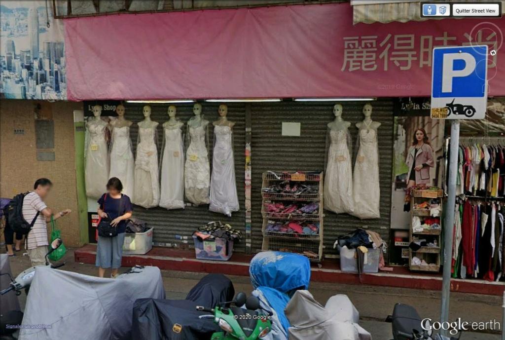"""Hong Kong à l'heure de la """"normalisation"""" : un voyage en images - Page 3 Mariee10"""