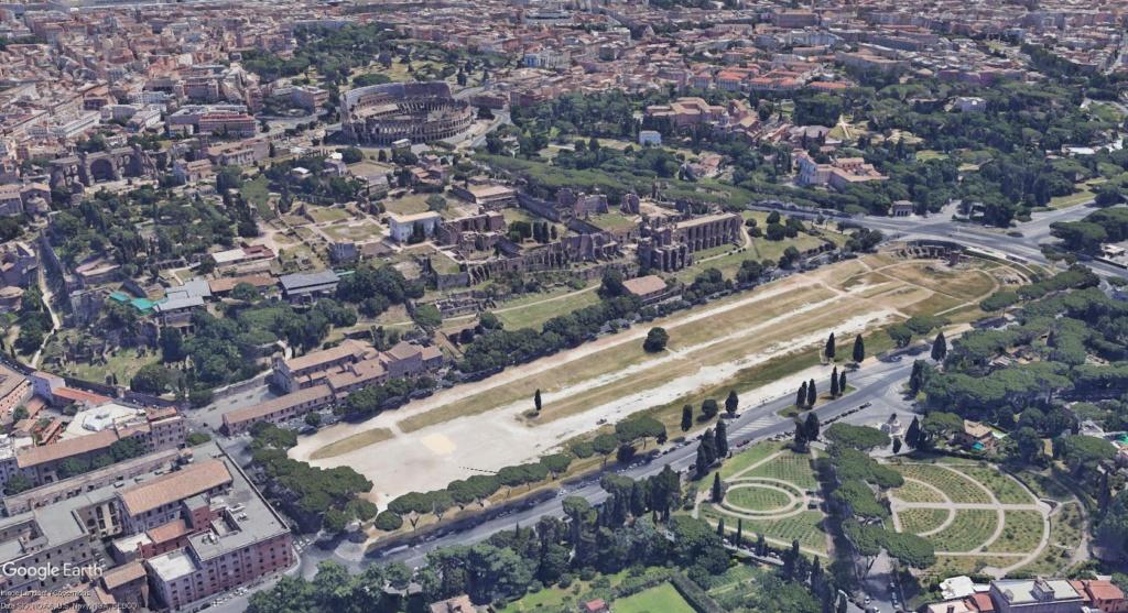 Les cirques romains : dans les traces de Ben-Hur Maximu12