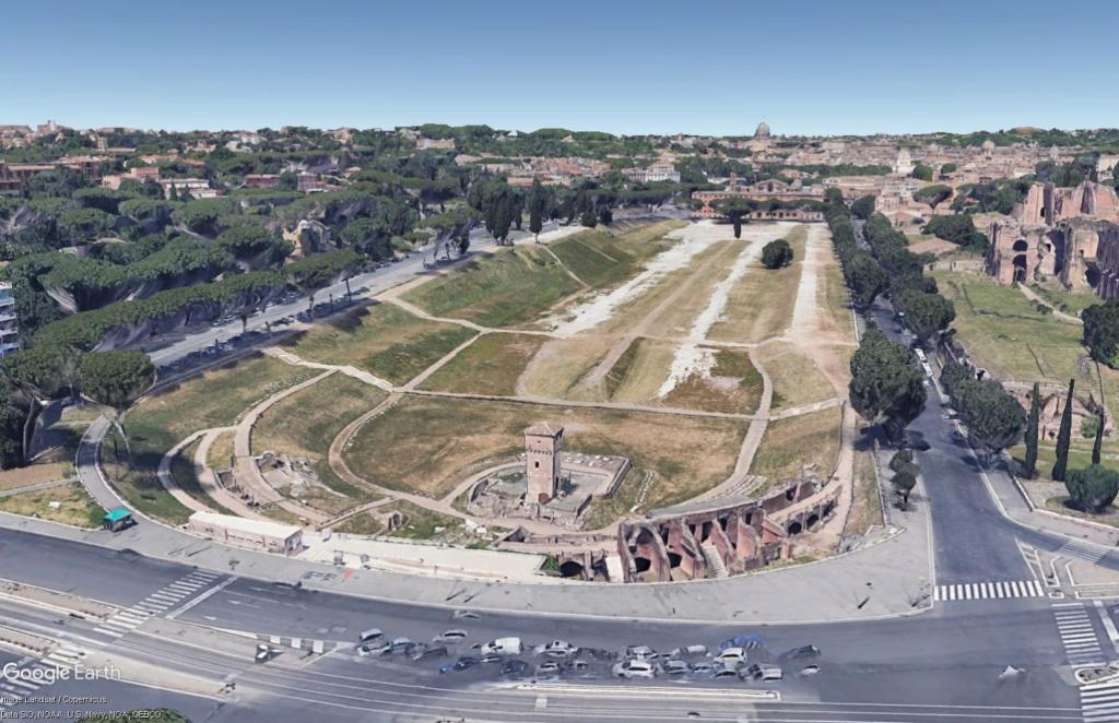 Les cirques romains : dans les traces de Ben-Hur Maximu13
