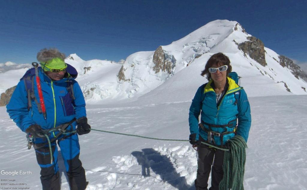 Le massif du Mont-Blanc en version sport de haute montagne Mb110