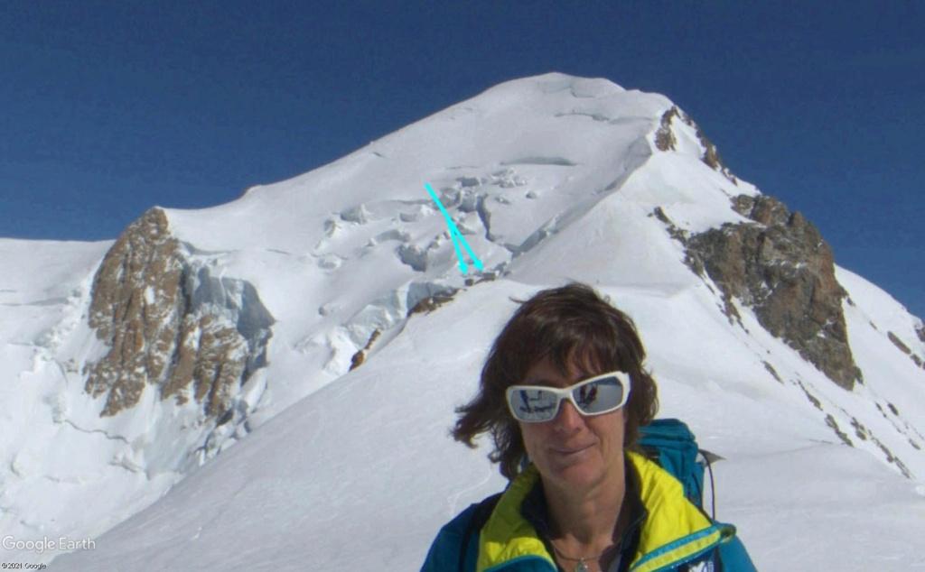 Le massif du Mont-Blanc en version sport de haute montagne Mb311