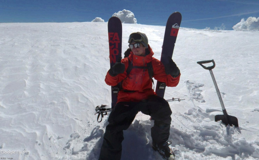 Le massif du Mont-Blanc en version sport de haute montagne Mb410