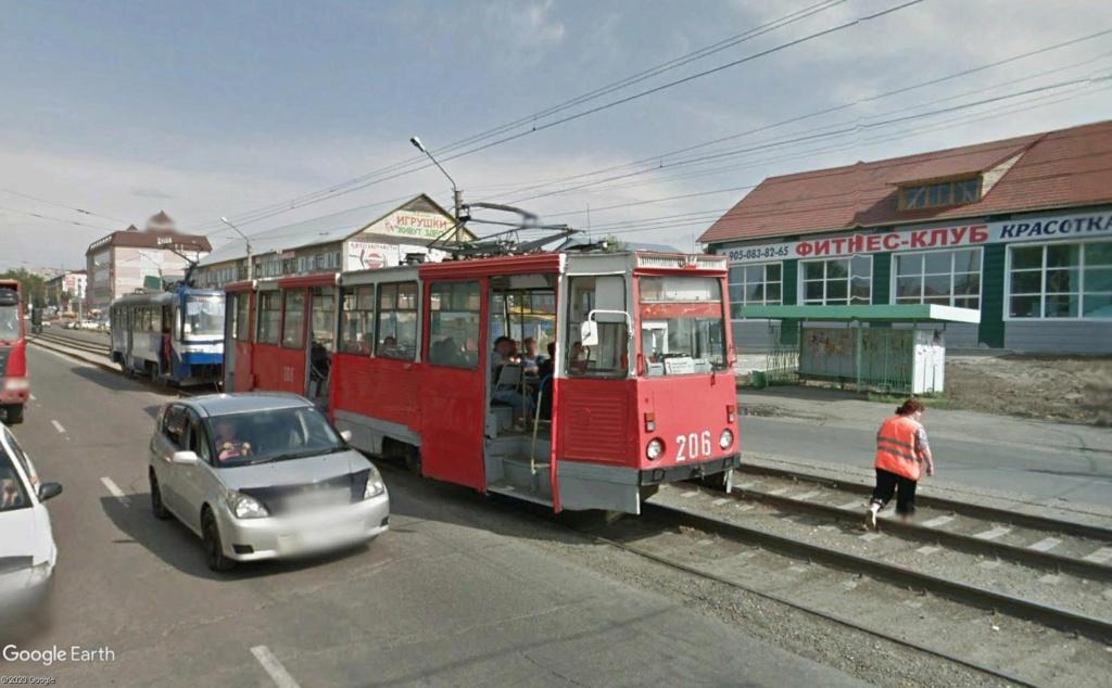 STREET VIEW : les tramways en action - Page 5 Mecani10