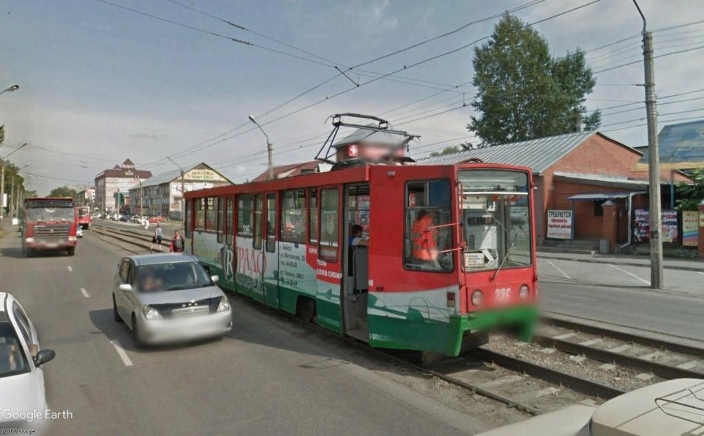 STREET VIEW : les tramways en action - Page 5 Mecani13