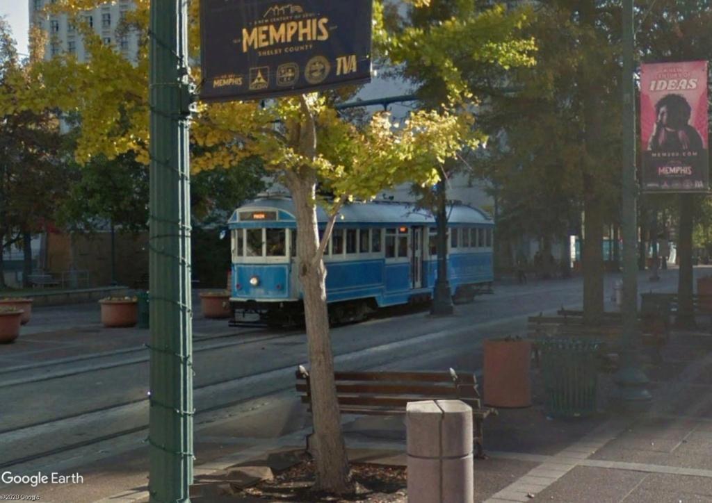 STREET VIEW : les tramways en action - Page 5 Memp10