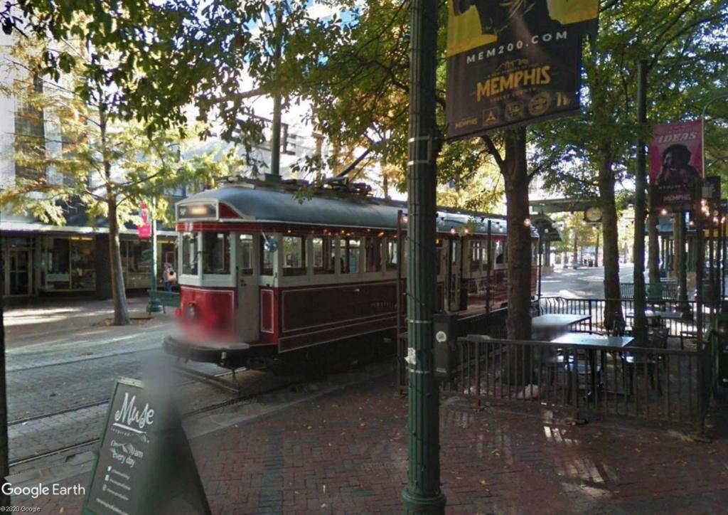 STREET VIEW : les tramways en action - Page 5 Memp110