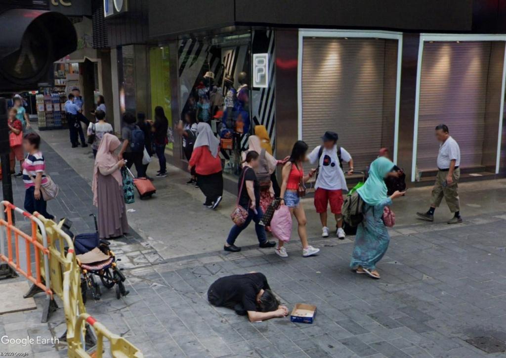 """Hong Kong à l'heure de la """"normalisation"""" : un voyage en images Mendia10"""