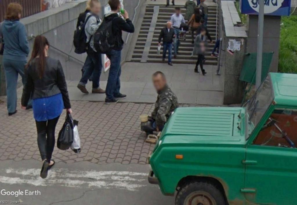 Voiture mystère en Ukraine Mendia13